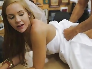 Loved hottie neonate Abby grabbin a meaty bushwa