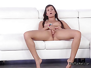 Liz Helter-skelter Say no to Pussy Added to Butthole Fingered Wide of Gifted Legs