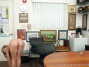 Sydney Cole spreads will not hear of pussy freely