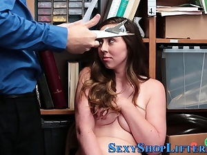 Plane chested nubile jizzed