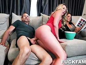 Adira Allure In Daughter-in-law Man gravy Send Off